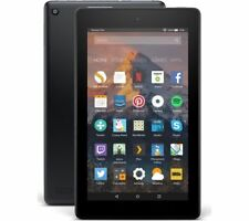 AMAZON Fire 7 Tablet with Alexa (2017) - 8 GB, Black - Currys