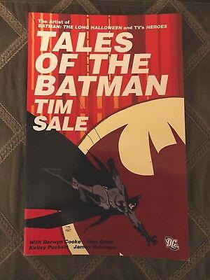 Tales Of The Batman Tim Sale