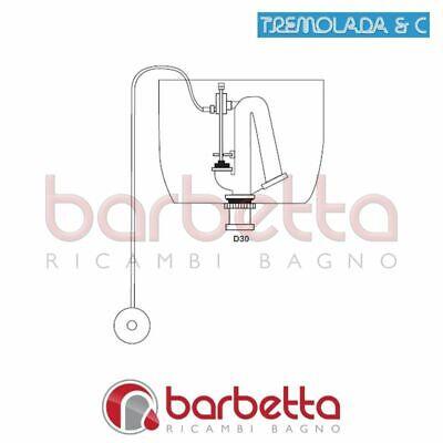 2019 Nuovo Stile Kit Piletta E Guarnizioni Per Cassette Alta Tremolada 159ric02dr Alta Qualità