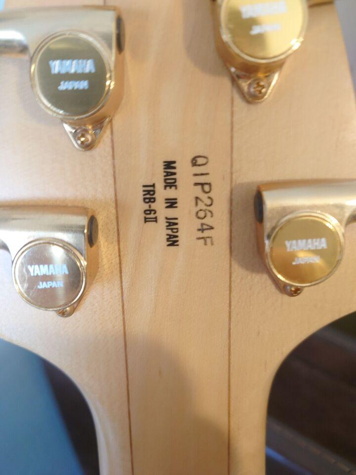 Elbas, Yamaha TRBII