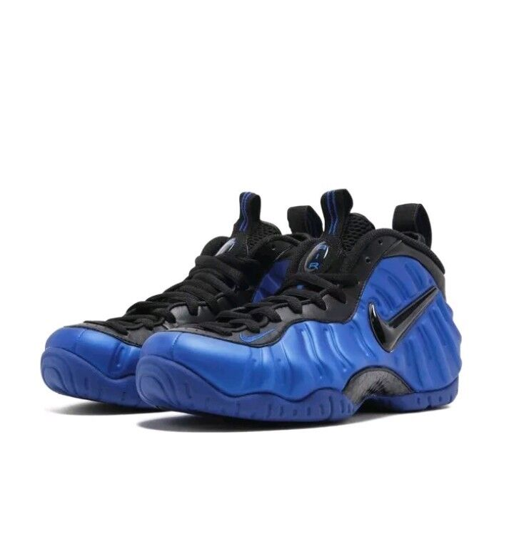 Nike Air Foamposite Pro Hyper Cobalt Blue Comfortable Cheap and beautiful fashion