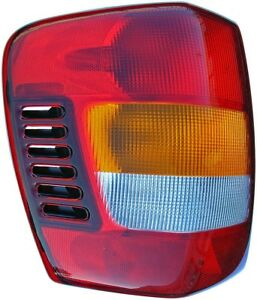 Tail Light Circuit Board Left,Right Dorman fits 99-04 Jeep Grand Cherokee