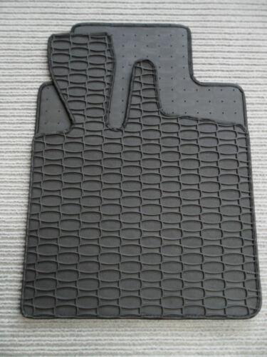 NEU $$$ Gummimatten passend für BMW F12 F13 6er M6 Qualitäts Gummi Fußmatten