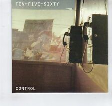 (GR430) Ten-Five-Sixty, Control - 2014 DJ CD