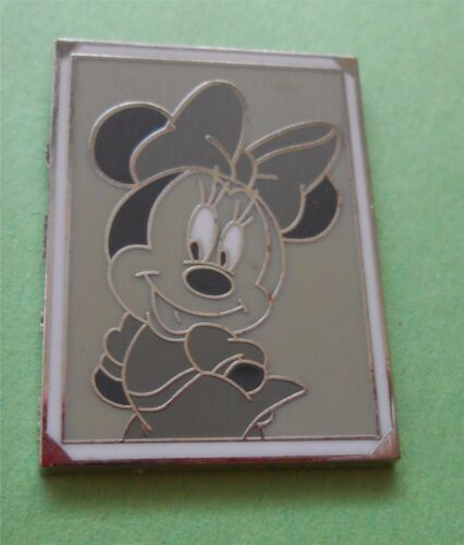 Minnie Mouse - Black and White Snapshots Collection Disney Pin