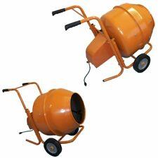 5 Cubic Feet Wheel Barrow Portable Cement Concrete Mixer