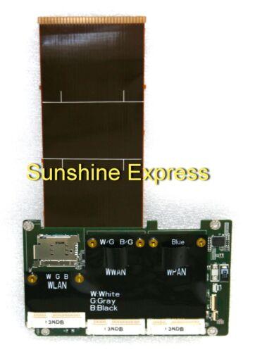 New OEM Dell Adamo 13 C478K WIFI Wireless SIM Card Daughter Board DA0SS5TB4C0
