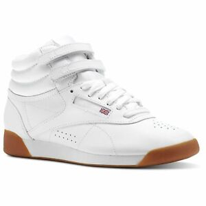 desempleo arpón notificación  CN2392] Womens Reebok Classics F/S Freestyle Hi | eBay