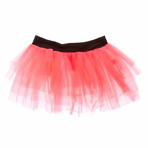 de7063a253 Claire's Junior Ladies Neon Pink Tutu Skirt Ballerina Dance Class ...