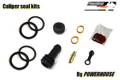 Kawasaki KR250 rear brake caliper piston seal rebuild kit A1 A2 1984 1985 1986