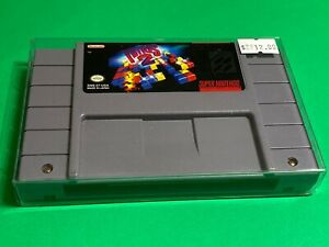 CLASSIC-PUZZLE-GAME-TETRIS-2-SUPER-NINTENDO-SNES-WORKING-CARTRIDGE