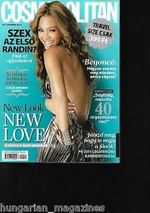 Cosmopolitan-Ungarn-Hungary-Hungarian-Magazine-2011-11-Beyonce-Knowles-Cover