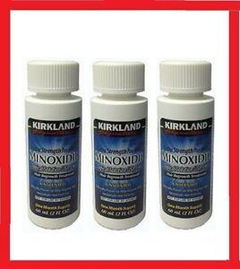Kirkland-Minoxidil-5-Men-039-s-Hair-Regrowth-Solution-3-Months-Supply-Free-Dropper