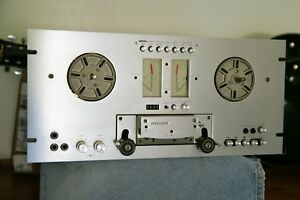 Pioneer-RT-707-Auto-Reverse-Direct-Drive-Reel-to-Reel-Tape-Deck-For-Parts