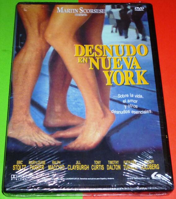 DESNUDO EN NUEVA YORK - DVD R2 - Precintada