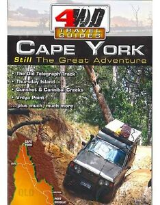 Cape-York-Still-The-Great-Adventure-Video-DVD-AFN-brand-new