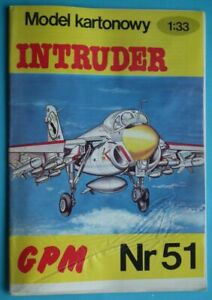GPM-51-American-attack-aircraf-A-6-Intruder-Damage-cover