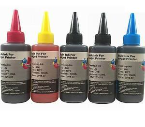 500ML-Compatible-Refill-INK-Bottles-For-HP-564-XL-HP-564XL-Cartridge-CISS