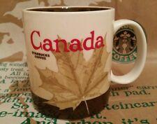 Starbucks Coffee Mug/Tasse/Becher CANADA/Kanada, Global Icon, NEU & unbenutzt!!!