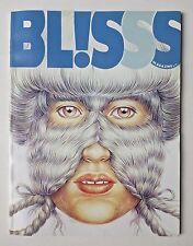 BL!SSS Magazine May 2011 - Skateboarding Snow Surfing Graffiti Art BLISSS BLISS