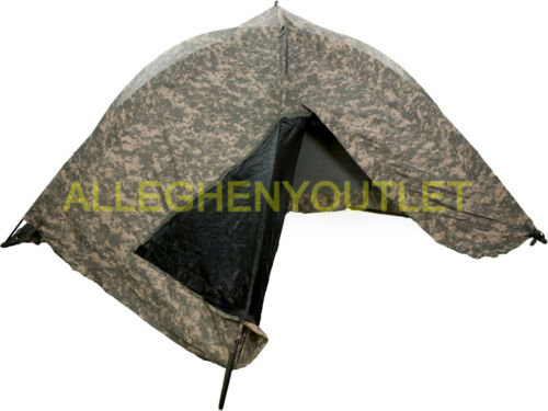 US Military ICS ORC Improved Combat Shelter One Man Tent ACU VGC