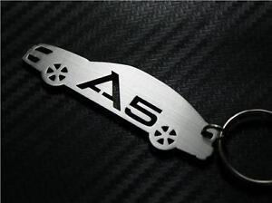 Para Audi A5 Llavero Schlüsselring Tdi Quattro FSI S Line Sport TFSI