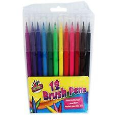 Artbox 10 Colour Swap Fiber Marker Nontoxic Magic Pen Children School Activity