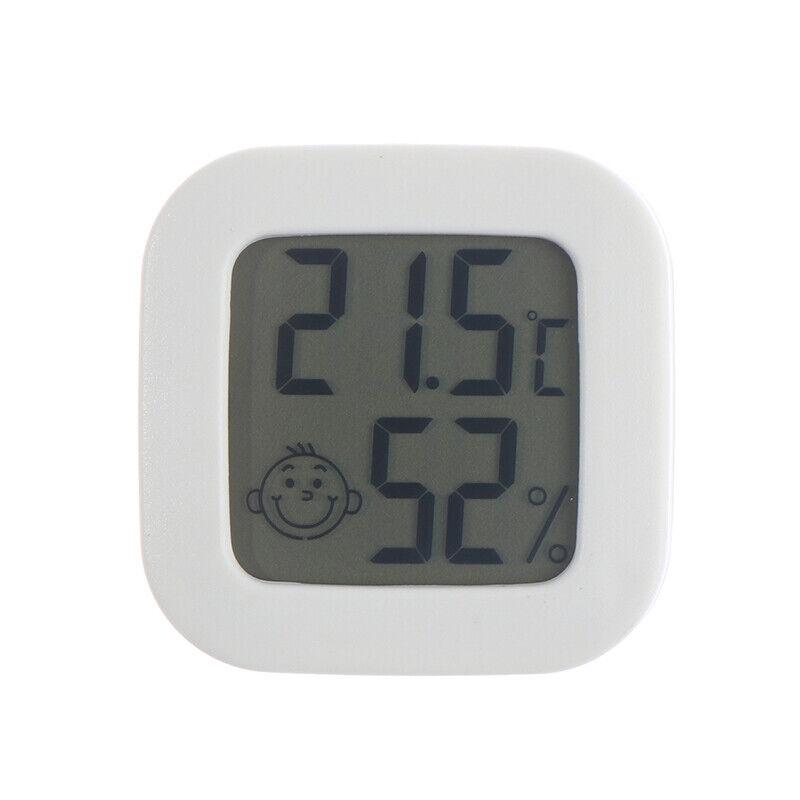 Digital LCD Thermometer Hygrometer Indoor Mini Temperature Humidity Me.ji