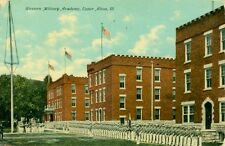Upper Alton, IL Cadets on Parade, Western Military Academy