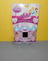 Disney Princess Lcd Video Game Handheld Electronic Travel Game Color Lcd