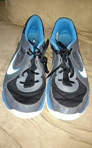 e050f714f51f Nike Flex Show TR 2 Men s Training Shoe 610226 013 Black Grey Blue ...