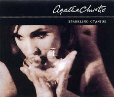 SPARKLING CYANIDE by Agatha Christie 3 x Audio CD