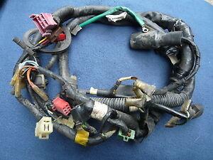 Honda-XBR-500-PC15-Kabelbaum-Harness-Wire-Kabel-Elektrik