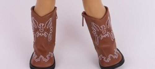 """Doll Clothes14.5/"""" Cowgirl Skirt Top Boots Hat Fits 14.5/"""" AG WELLIE WISHER DOLLS"""