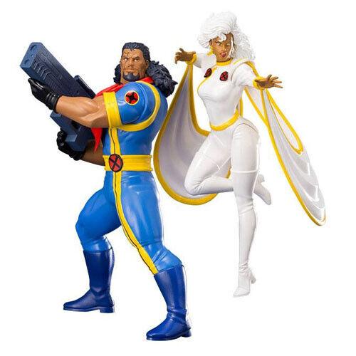 X-Men - Bishop & Storm 2-Pack Artfx+ 1 10 PVC Figurine Kotobukiya