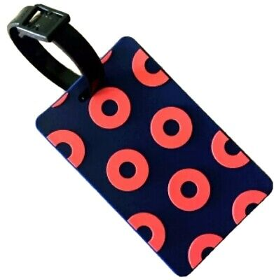 Fishman Donuts Pattern Backpack Phish Accessories