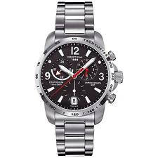 CERTINA C0016391105700 GENTS 42MM SILVER STEEL BRACELET & CASE CHRONOGRAPH WATCH