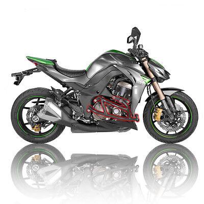 Barra de choque Para KAWASAKI Z1000SX Z 1000SX 2017 2018 motocicleta CNC La ca/ída del marco de protecci/ón deslizante carenado de guardia contra Crash Pad Protector Barra de choque