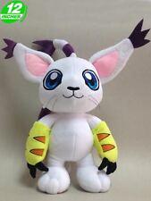Peluche Gatomon Digimon plush ships worldwide