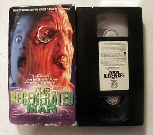 VHS-The-Regenerated-Man-rare-horror