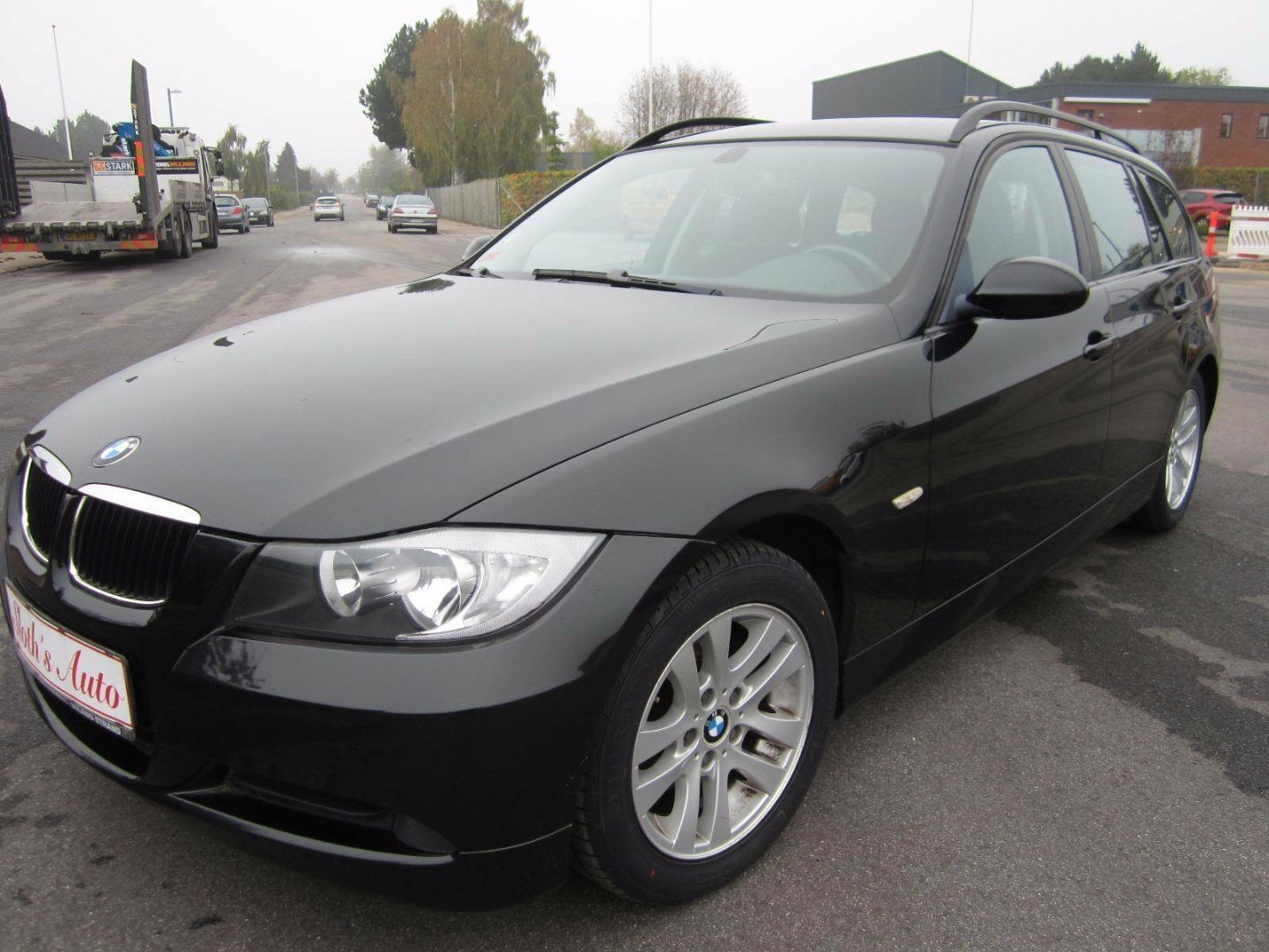 BMW 320d 2,0 Touring 5d - 129.900 kr.
