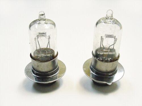 35W Headlight Bulbs Arctic Cat ATV Clear White Halogen High Low Beam 300 400 500