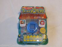 Tamagotchi Rare Gotchi Gear Tama Deco Ratchi Kit Case Stickers Crystals Blue