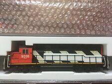 ATLAS 1/160 N SCALE CANADIAN NATIONAL EMD GP40 DCC RD # 9316 ITEM # 40001936 F/S