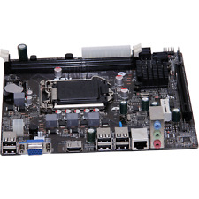 REO H61 Socket 1155 mATX Motherboard with Video, Audio, LAN