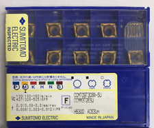 CCMT09T308N-SU AC820P Carbide inserts SUMITOMO CCMT32.52ESU 10PCS