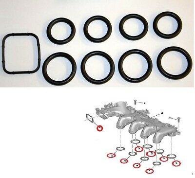 Rocker Cover Gasket Manifold seals Citroen Peugeot 1.6HDI Ford 1.6TDci Volvo 1.6