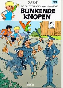 JOMMEKE-209-BLINKENDE-KNOPEN-strip-Jef-Nys