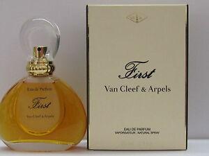 First-by-Van-Cleef-Arpels-For-Women-2-oz-Eau-de-Parfum-Spray-New-In-Box-Sealed