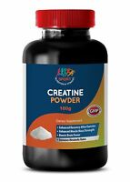 Creatine Powder 100g Enhanced Muscle Lean Mass & Strength Opti Men 1b